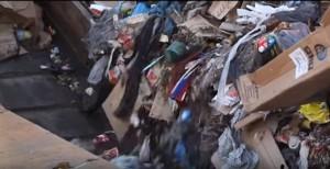 Последствия первой в мире переработки бытовых отходов